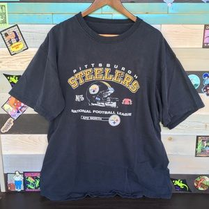 Vintage Steelers Tee